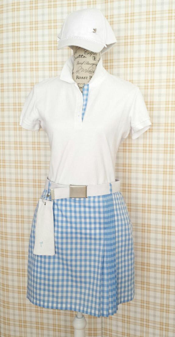 Ropa de golf mujer y complementos de golf para mujer