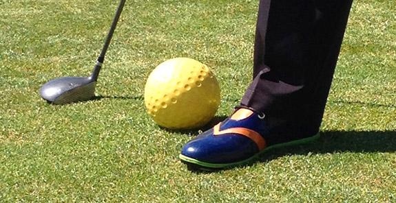 fotos calzado de golf