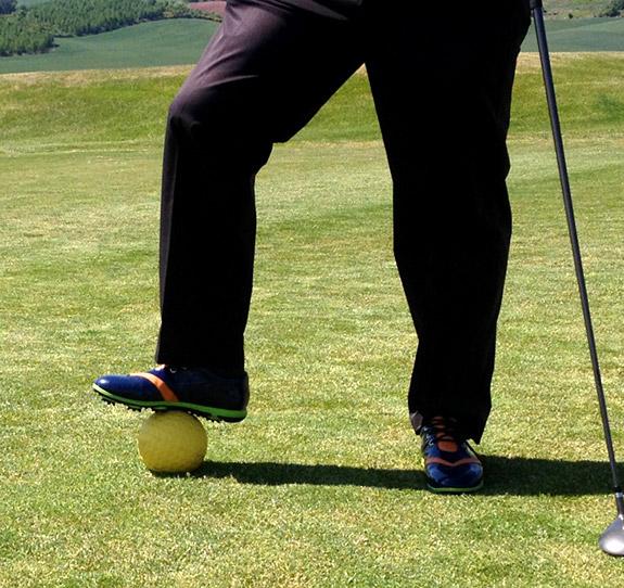 fotos zapatillas de golf