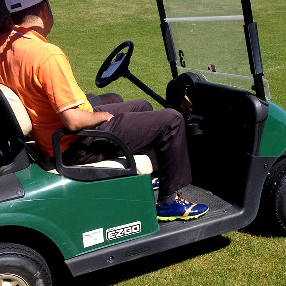 fotos zapatos de golf