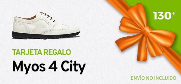 Tarjeta Regalo Myos 4 City