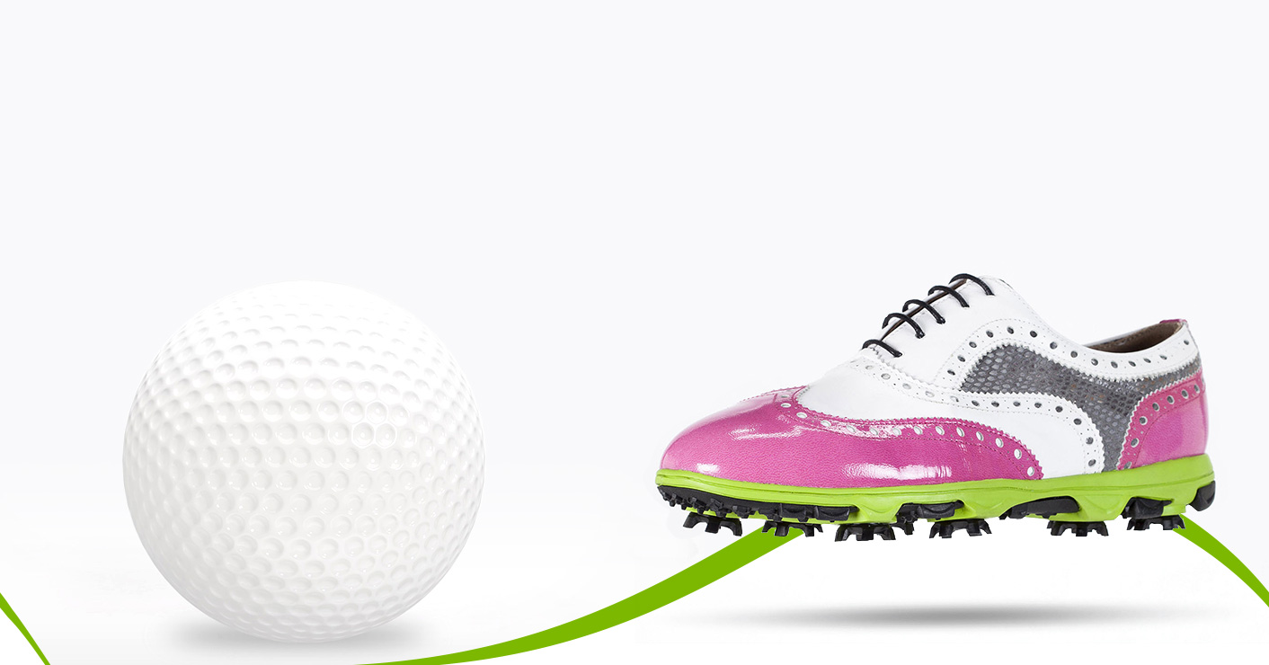 Custom Golf shoes MYOS · Design your